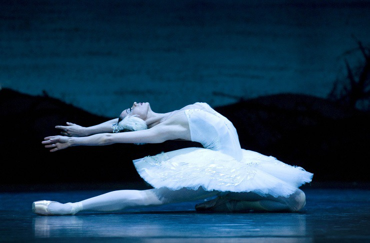 33Anastasia Kolegova in Swan Lake