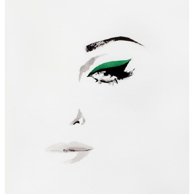 22Green Eye David Downton 2013