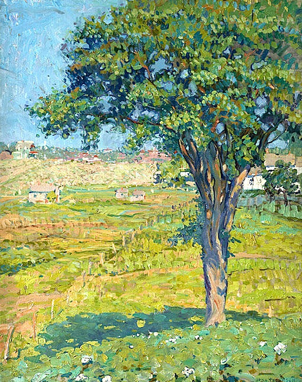 29Jane Peterson French Landscape 1910s