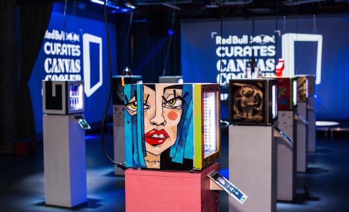 6Red Bull Curates Canvas Cooler 2014 Kiev
