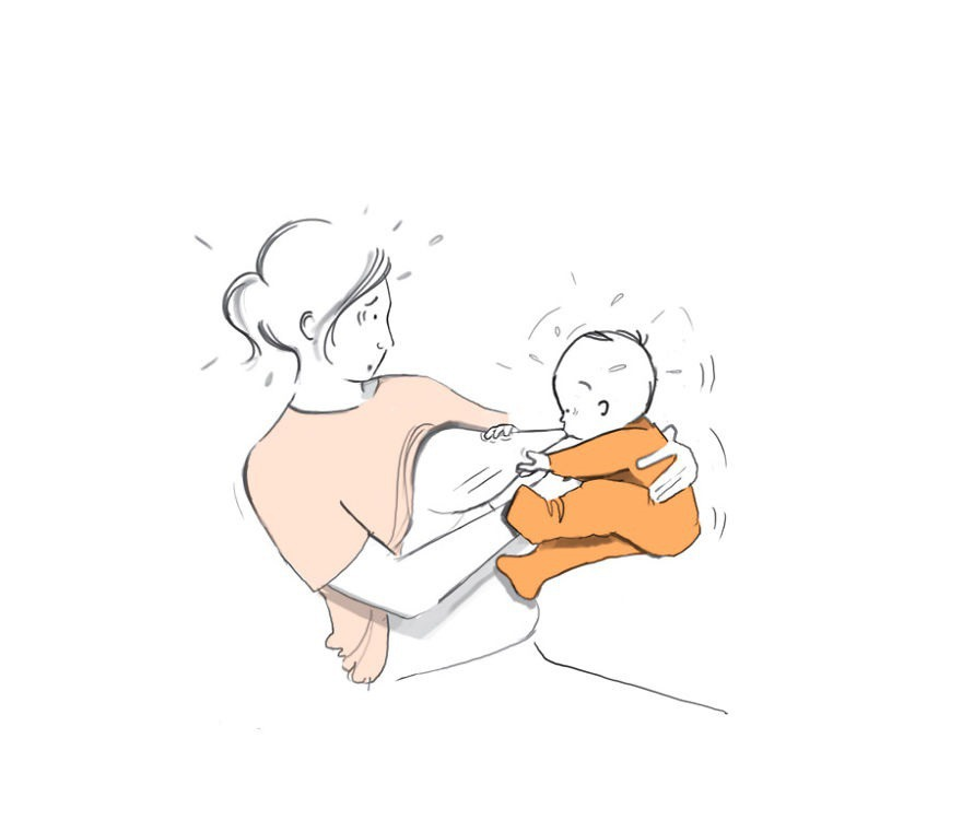 Doodle Diary Of A New Mom What Nobody Told You About Parenthood1 880