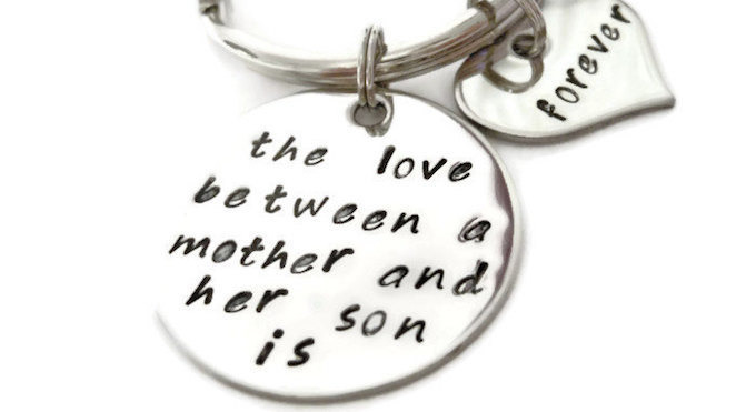 love between mother and son