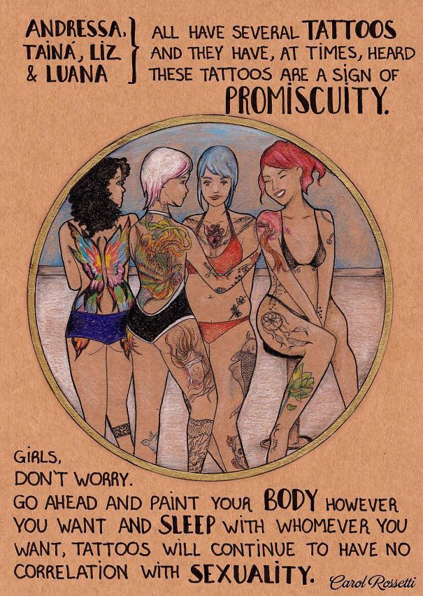 Powerful-Illustrations-Showing-Women-How-To-Fight-Against-Society-Prejudices2  605