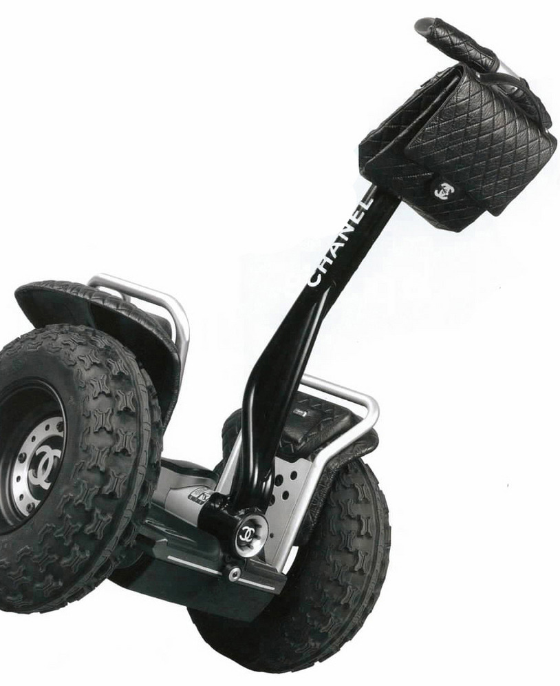 Segway Chanel X2 -GyroSCOOP