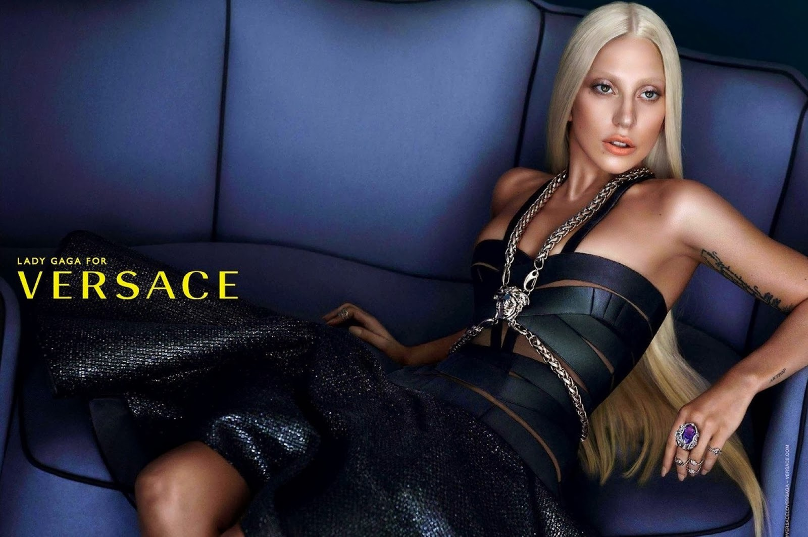 Versace Spring-Summer 2014 Campaign 005