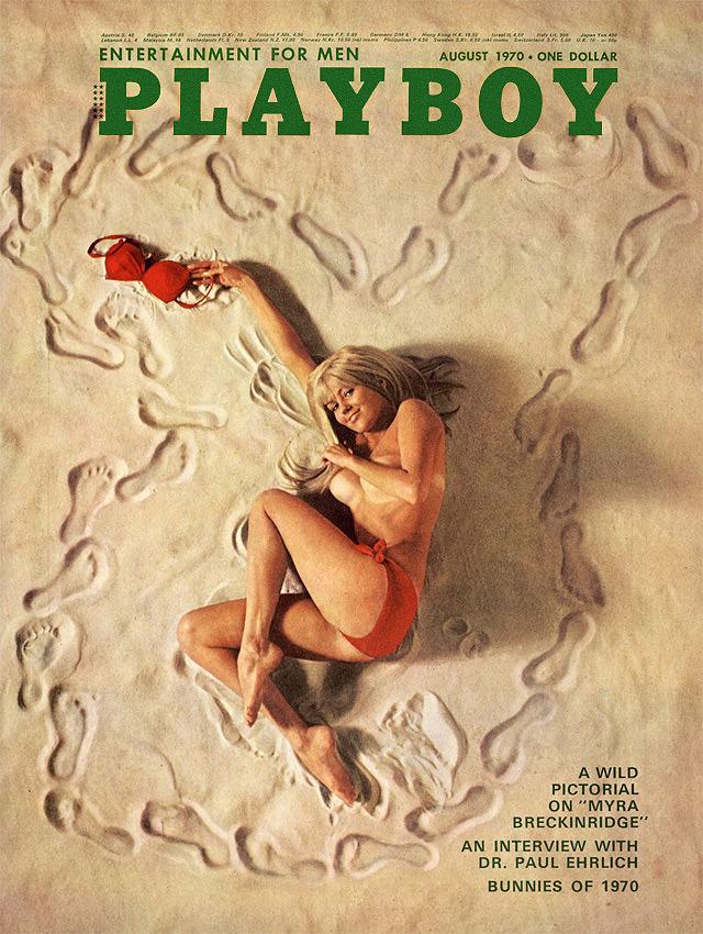 O Playboy Aug1970
