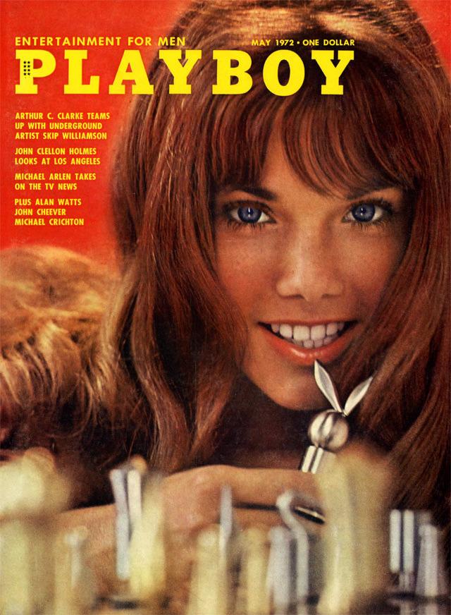 O Playboy May 1972