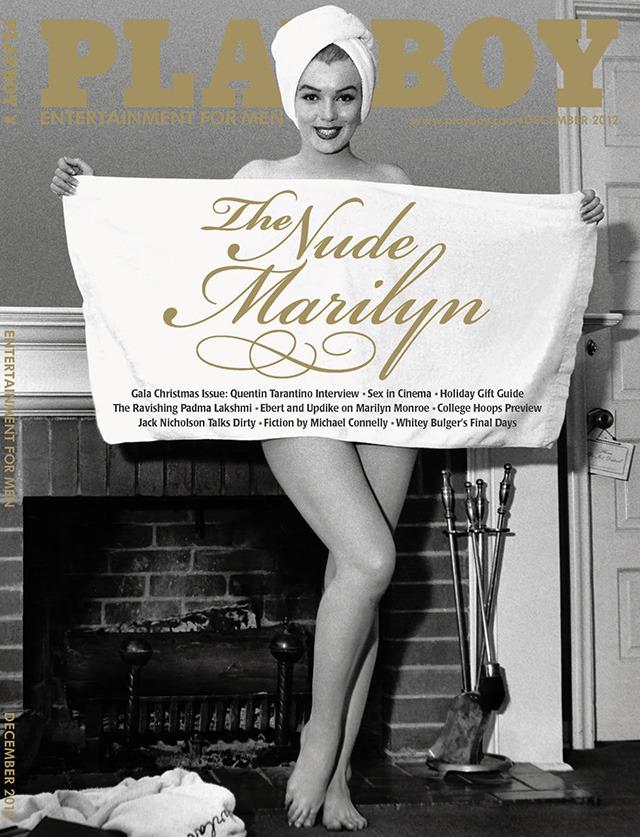 Playboy Dec 2012
