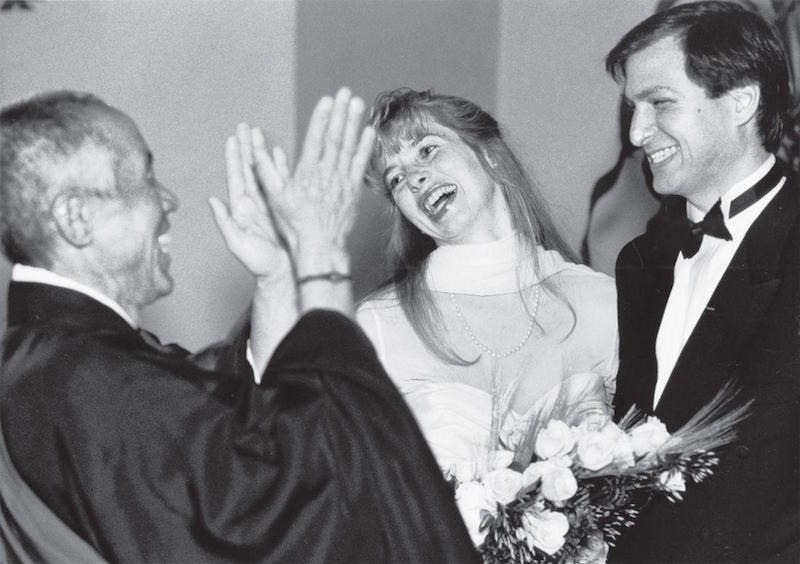 steve jobs marriage 1991 2