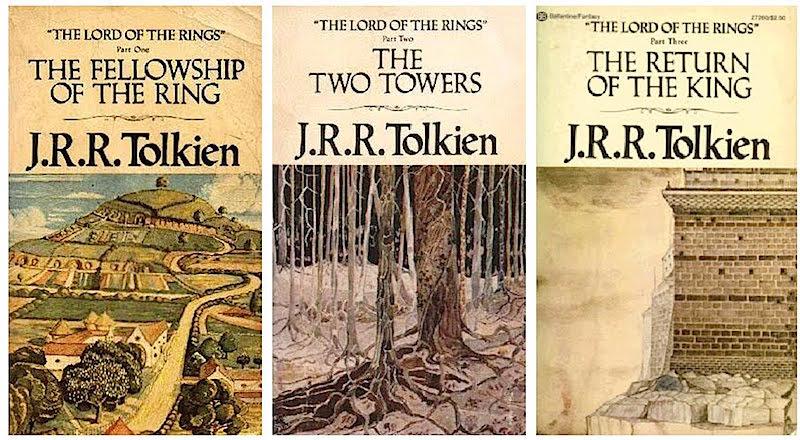 Лучшие книги по фантастика