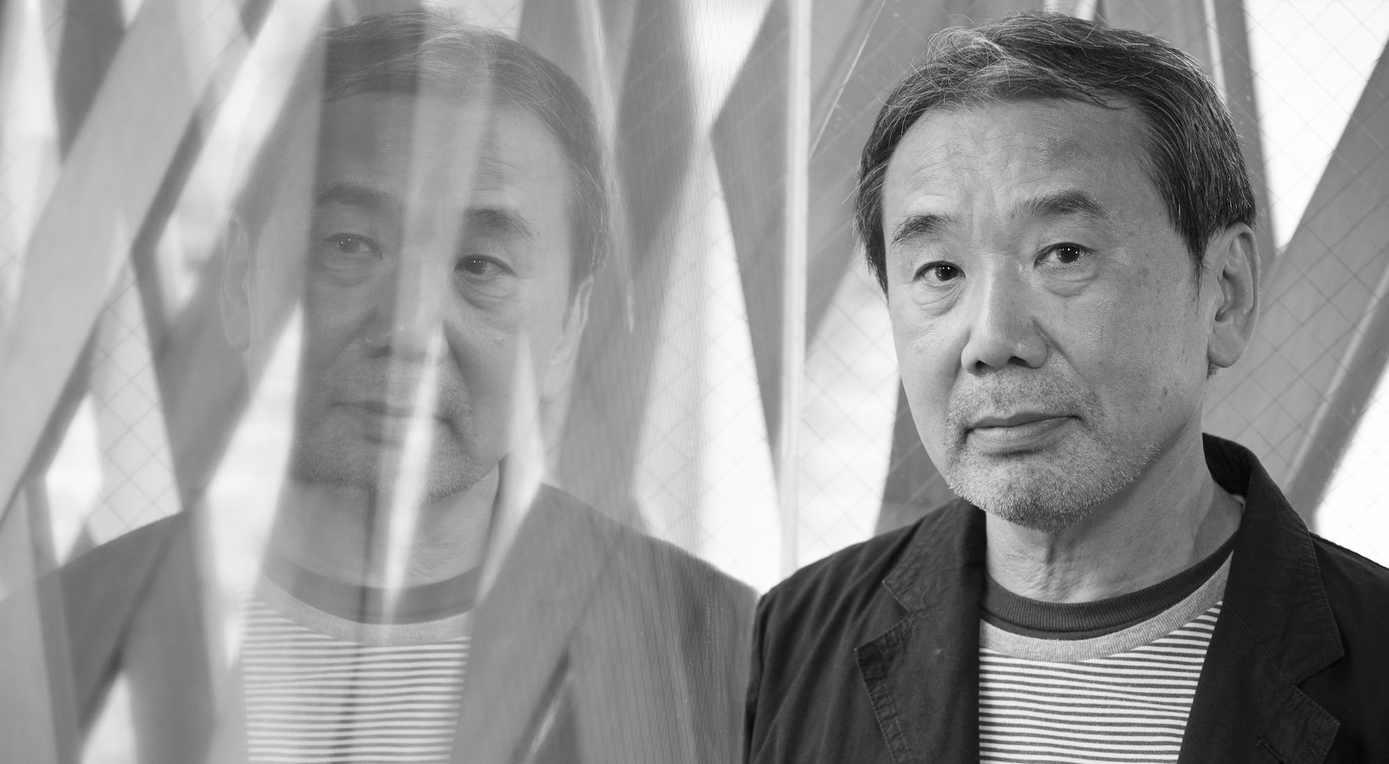 Резултат с изображение за haruki murakami