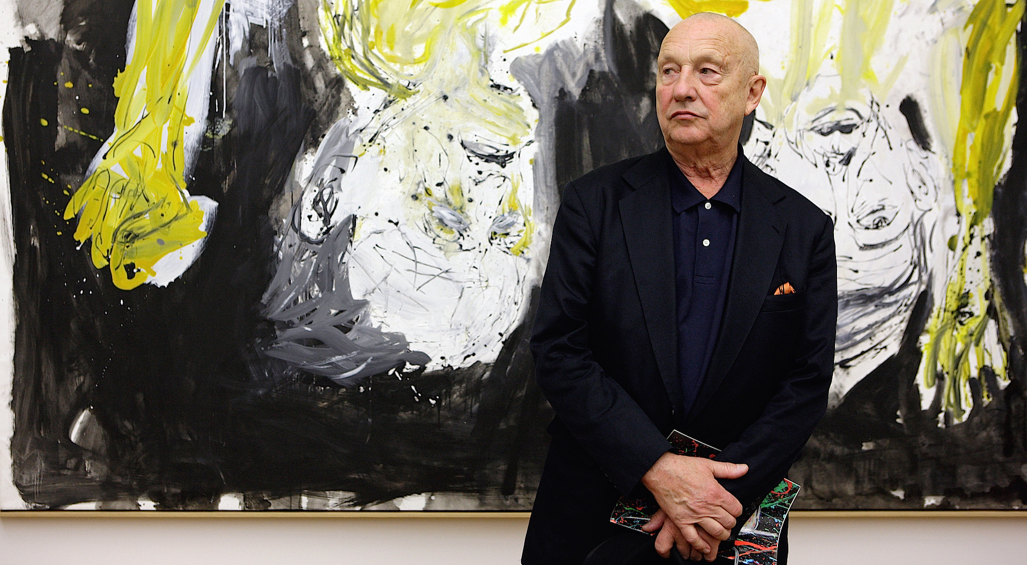 Original georg baselitz 01