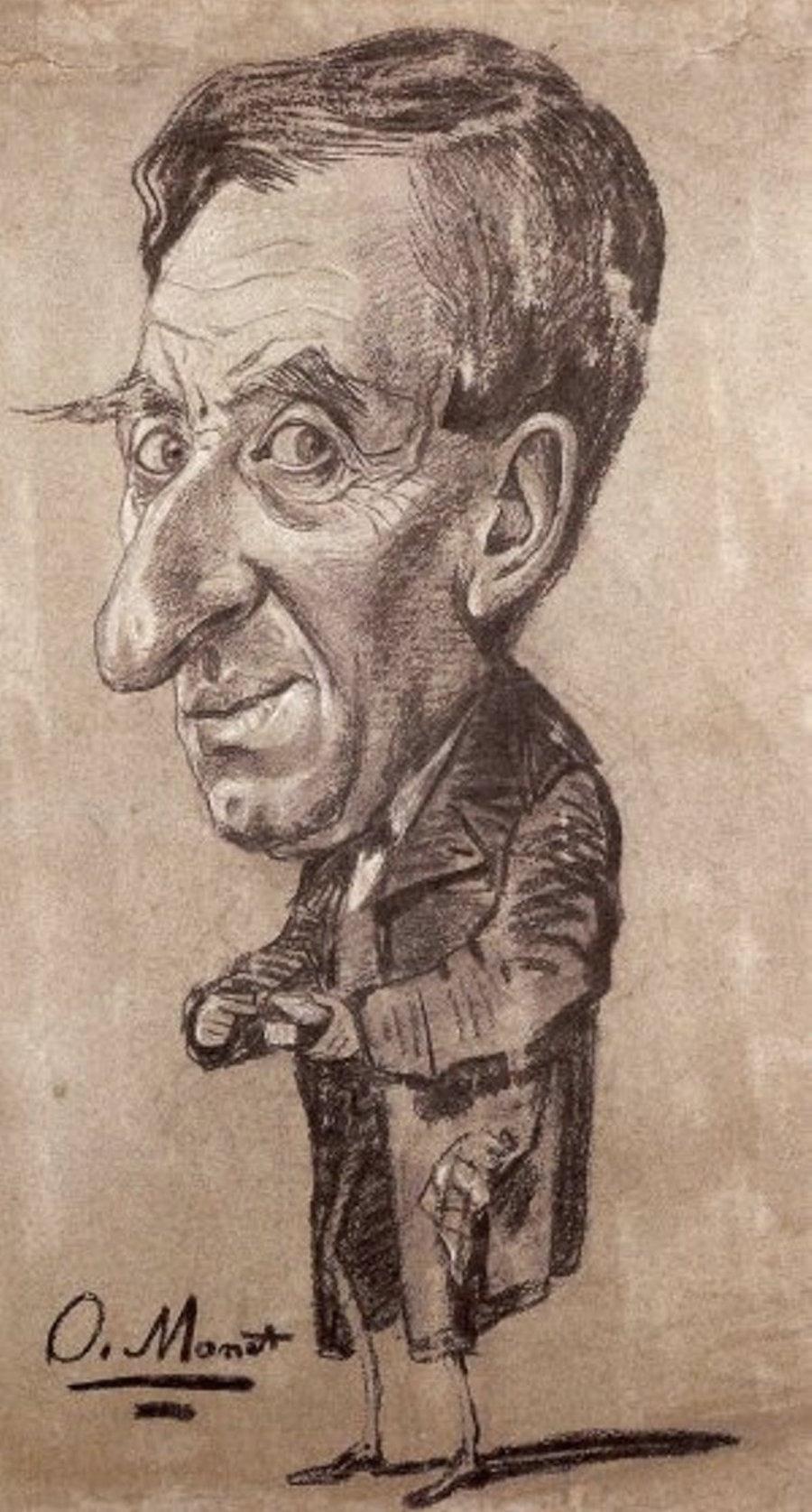 Карикатурите на Клод МОНЕ | webstage.bg