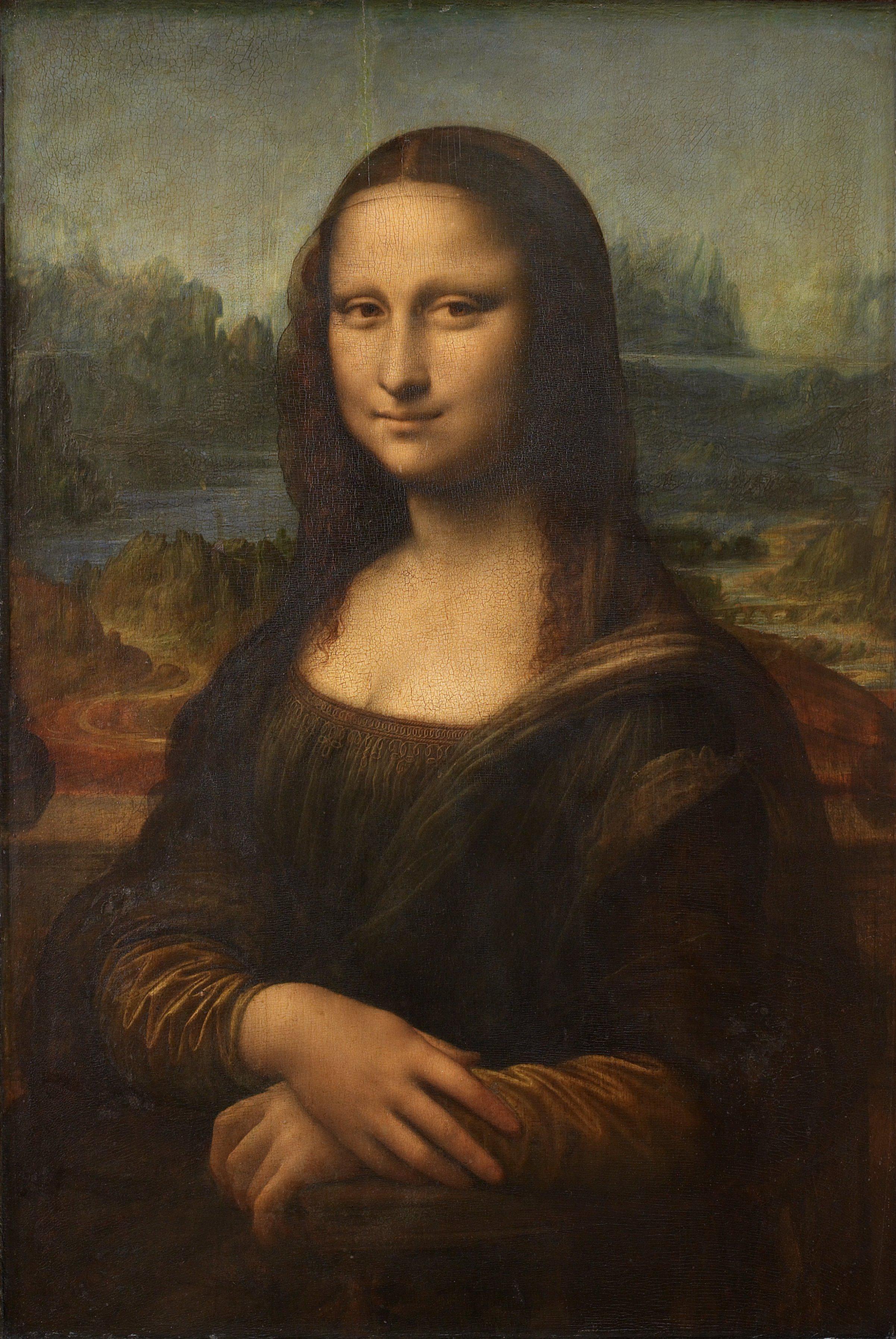 Резултат с изображение за Мона Лиза