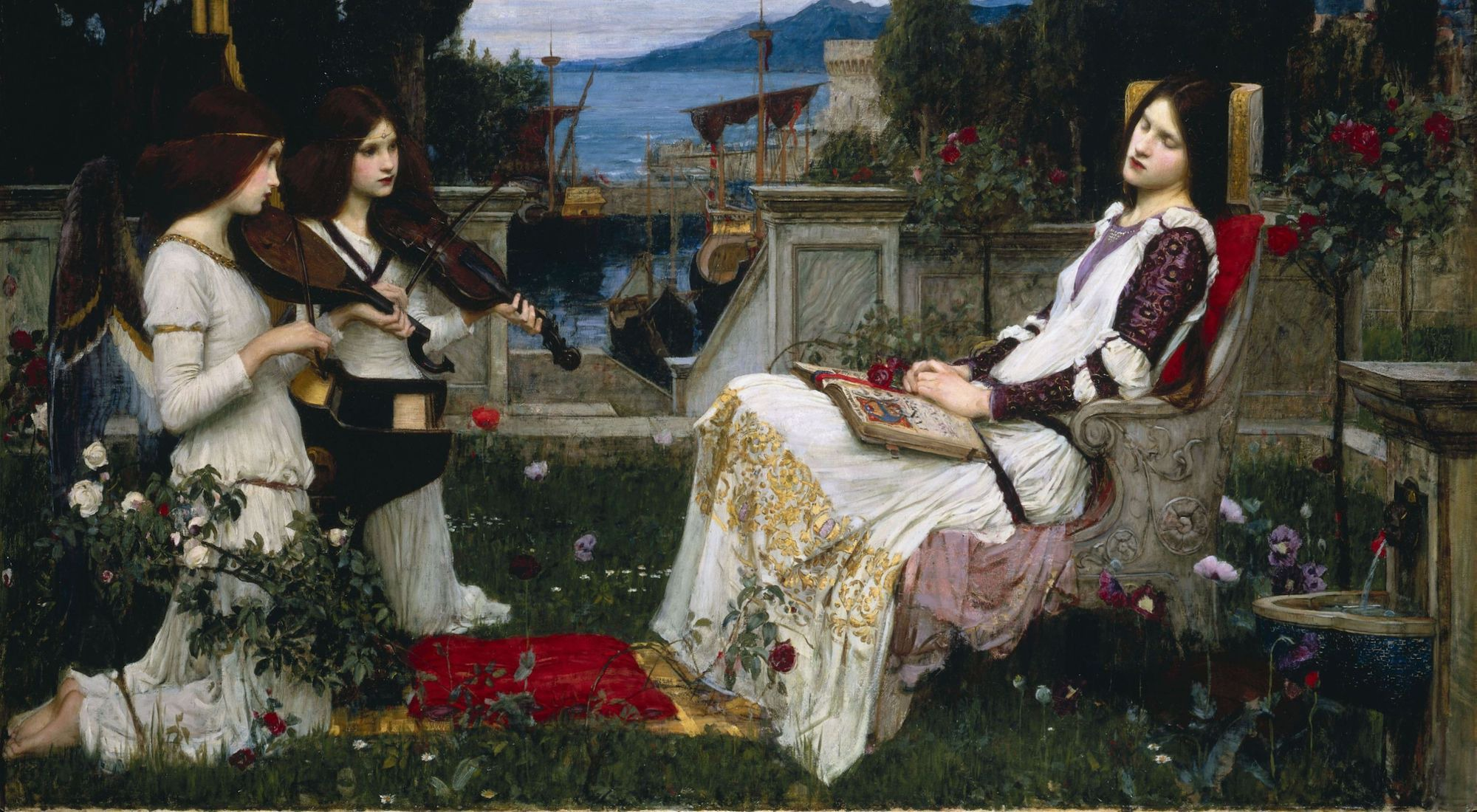 Original john william waterhouse 01